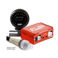PLX Devices AFR Wideband w DM6 touch Gauge + Bosch LSU4.9 Oxygen Sensor
