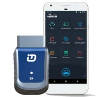 VPKE4 Professional OBD1 OBD2 Bluetooth Scanner for Android