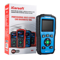 iCarsoft i820 OBDII Engine Code Reader - Mode6
