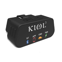 PLX Kiwi 3 ELM327 OBD2 Bluetooth Scan Tool For Android iOS Windows